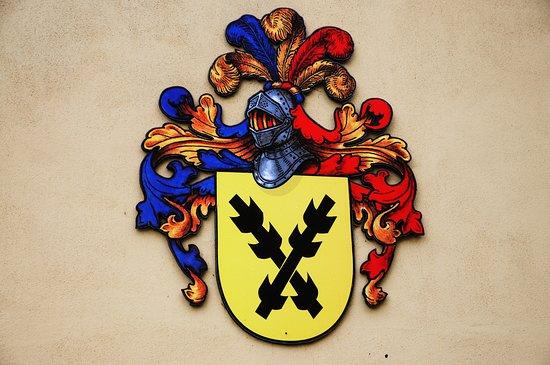 Zamek Letovice: The emblem of Letovice.