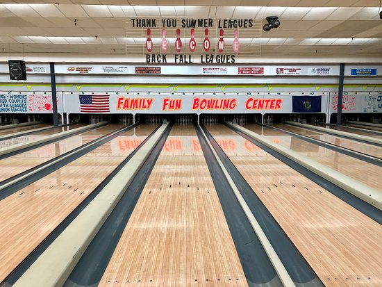 Family Fun Lanes