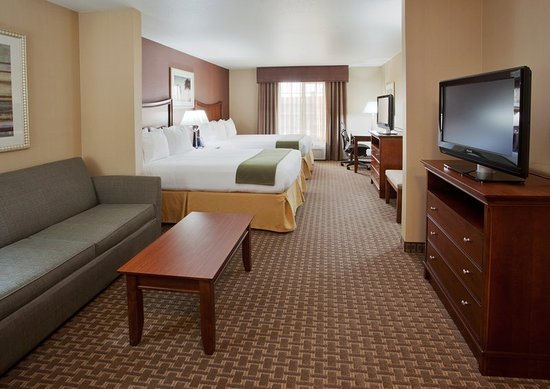 Holiday Inn Express Willows: Suite
