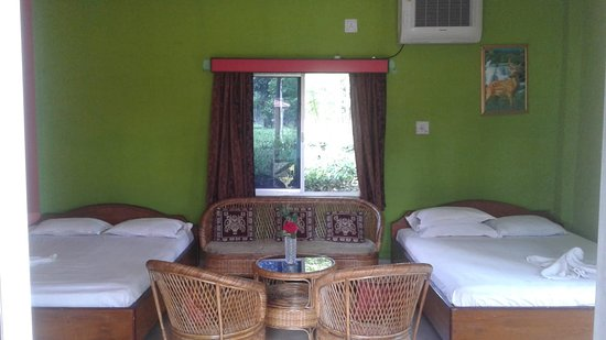 Murti, Indien: Deluxe Family cottage Rooms
