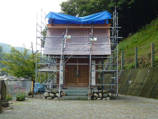 Kumokiri Shrine