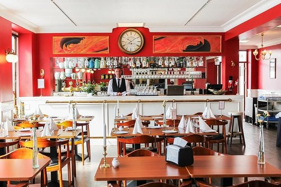 Grasten, เดนมาร์ก: Bar/Lounge