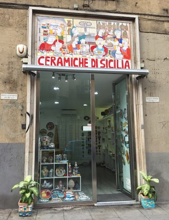 Ceramiche di Sicilia