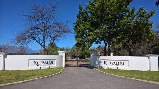 Rietvallei Wine Estate (Robertson): AGGIORNATO 2020 - tutto quello che c'è da sapere - Tripadvisor