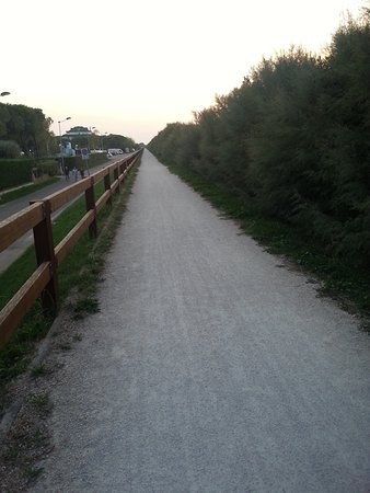 Lungolaguna Trento