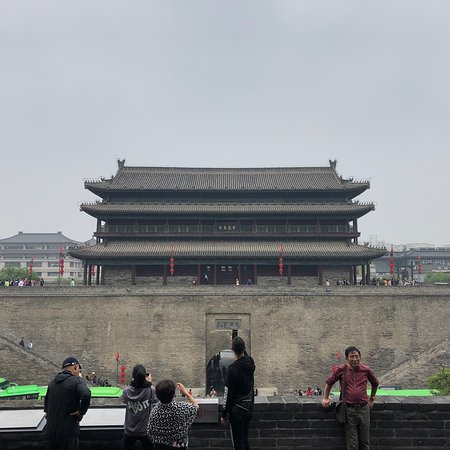 Xi'an City Wall (Chengqiang): photo0.jpg
