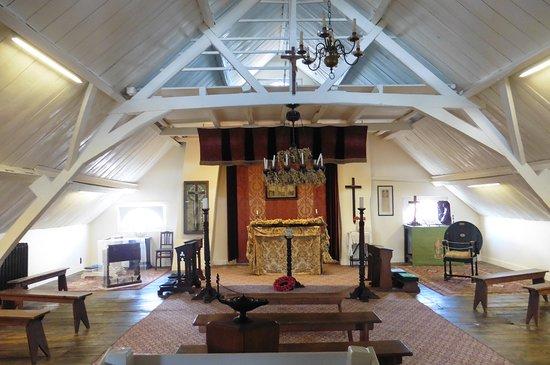 Talbot House: Attic chapel