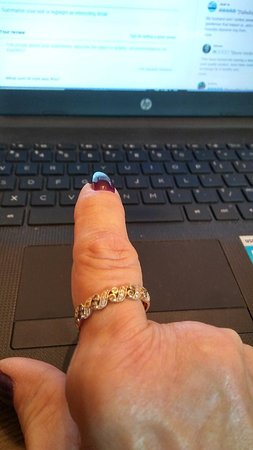 Jewels by Richie: Chocolate Diamond Ring