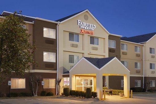 Family Reunion Review Of Fairfield Inn Amp Suites Longview
