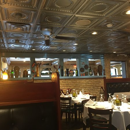 City Island, NY: Artie's Steak & Seafood