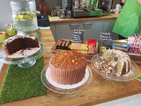 Image Bean Green Kitchen in West Midlands