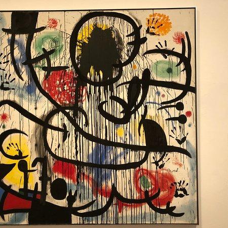 Pilar and Joan Miro Foundation in Mallorca Image