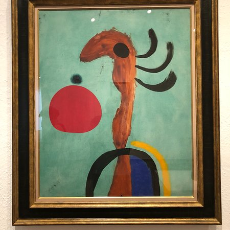 Pilar and Joan Miro Foundation in Mallorca Picture