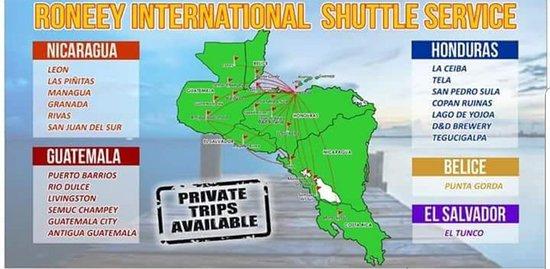 Roneey Shuttle Service张图片