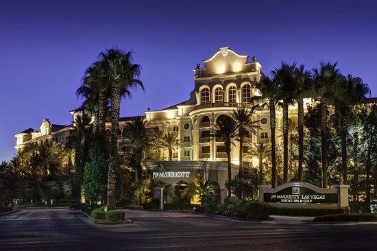j w マリオット ラスベガス リゾート jw marriott las vegas resort