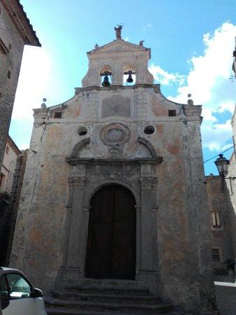 Fiumefreddo Bruzio, Italy: Fronte della Chiesa