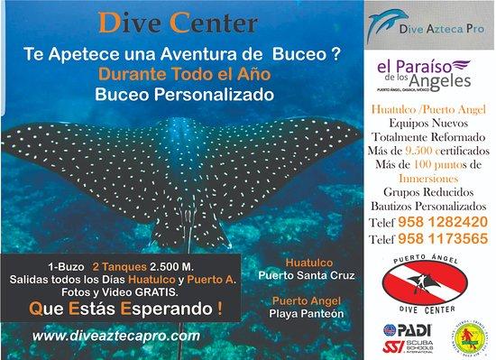 Dive Azteca Pro
