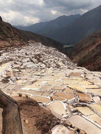 Condor Travel: Salt Mines