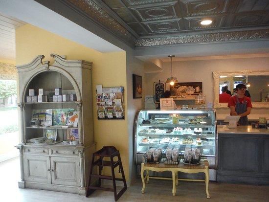 Centerbrook, CT: Beautiful Savour Cafe
