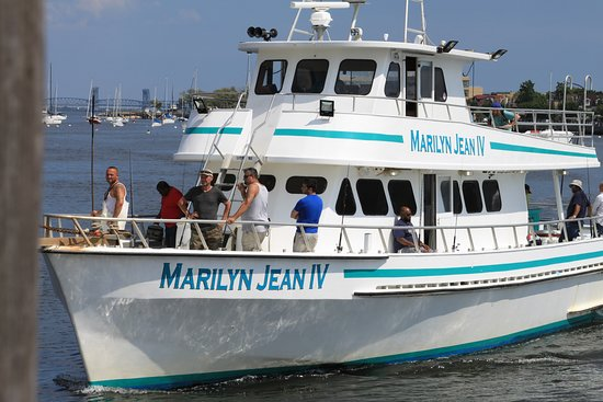 ‪Marilyn Jean IV Party Fishing Yacht‬