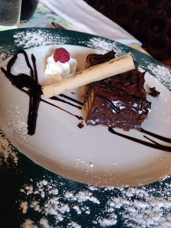 Torrejon de la Calzada, Spanien: Tarta chocolate