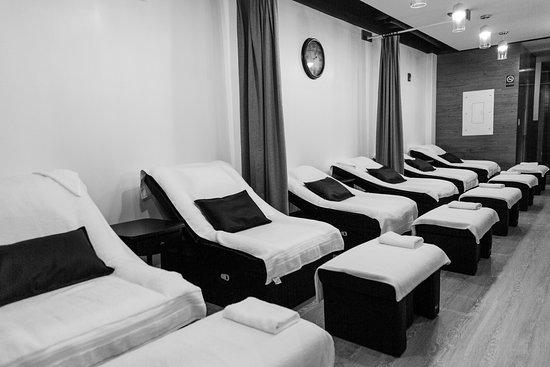 Zen Foot Massage and Sauna