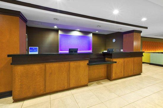 Fairfield Inn & Suites Lexington North: Lobby