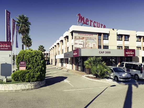 Mercure Nice Cap 3000 Aeroport
