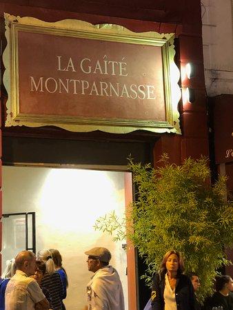 Theatre Gaite Montparnasse
