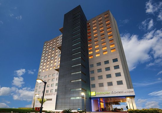 Review of Holiday Inn Express and Suites Hyderabad Gachibowli ...