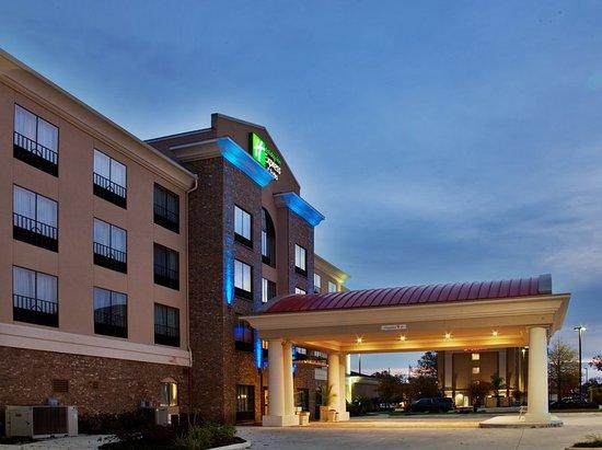 Holiday Inn Express Hotel Amp Suites Baton Rouge Port Allen