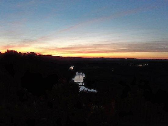 L'Esplanade: tramonto