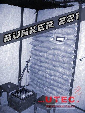 Cadca, Słowacja: Escape room Bunker 221