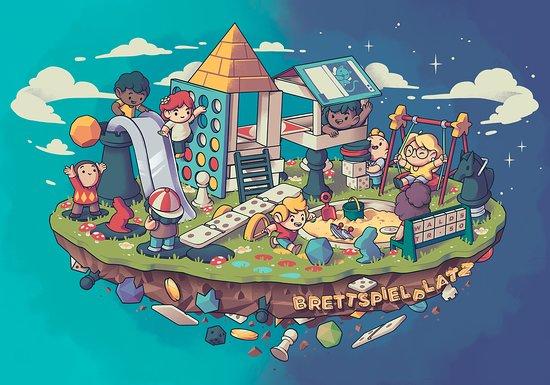 Brettspielplatz - Das Spielecafe