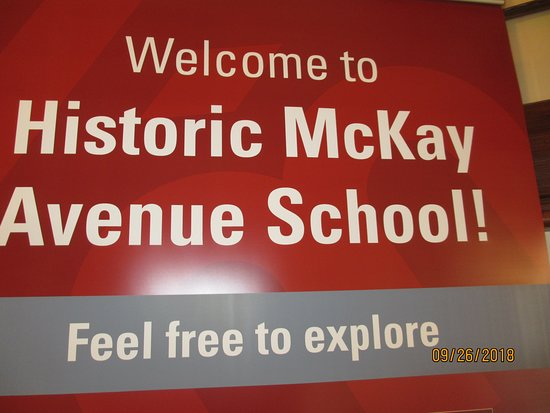 Historic McKay Avenue School Archives and Museum