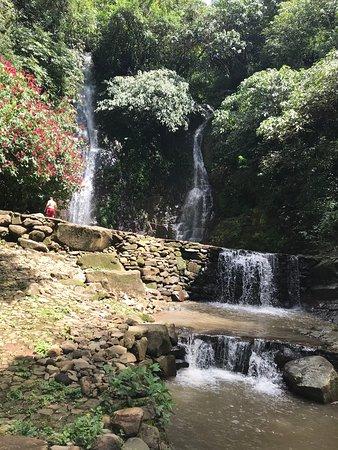 Ahuachapan, السلفادور: Cascadas de Don Juan