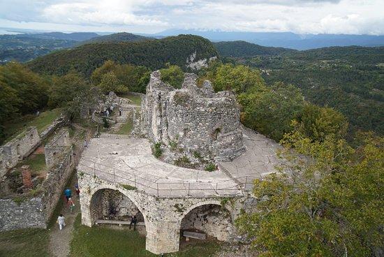 Anacopia Fortress