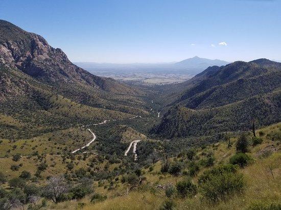 Montezuma's Pass