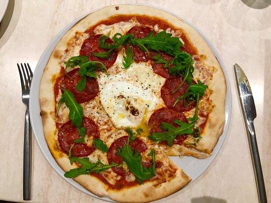 La Cantina44: Barcelona Pizza