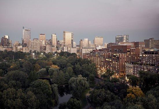 フォーシーズンズ ホテル ボストン