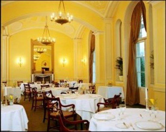 Хартвелл, UK: Restaurant