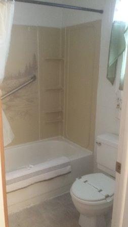 พาวเอลล์, ไวโอมิง: Handicap accessible bathrooms