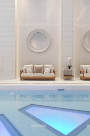 Rosewood Hotel Georgia: Pool