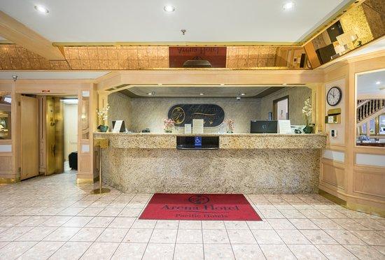 Arena Hotel Photo