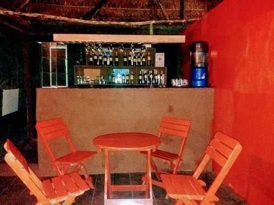 Mazan, Peru: Un  Bar  con bebidas Tipicas y frias