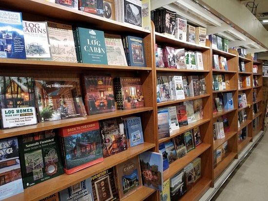 """Speculator, NY: creative, local color """"bookstore"""""""
