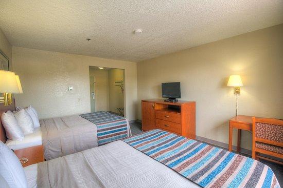 Good Nite Inn Fremont: Guest Room