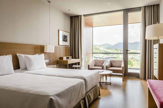 Latas, España: Guest room