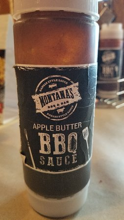 Montana's: Some of the great sauces