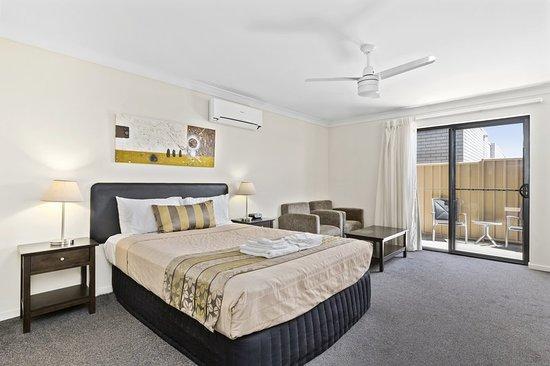 Blackwater, Australia: Guest room